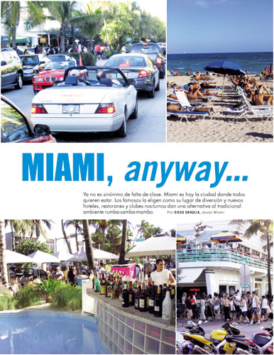 Miami, anyway - Fotos: Diego Graglia